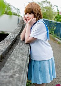 Cosplay-Cover: Mako