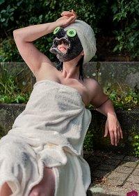 Cosplay-Cover: Gurkenmasken-Toph