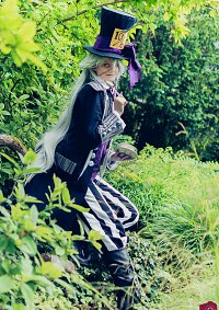 Cosplay-Cover: Undertaker [Mad Hatter]