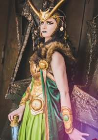 Cosplay-Cover: Lady Loki [Dress]