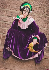 """Cosplay-Cover: """"Prinzessin"""" Toph Bei Fong"""