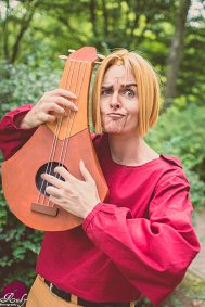 Cosplay-Cover: Miguel
