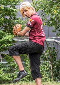 Cosplay-Cover: Sanji [Baseball]