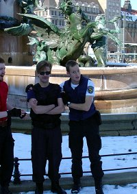 Cosplay-Cover: Albert Wesker S.T.A.R.S.