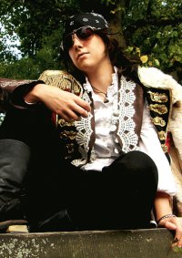 Cosplay-Cover: Akanishi Jin [Queen of Pirates Tour]