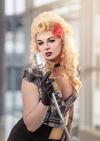 Cosplay-Cover: Black Canary [Bombshell]