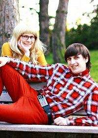 Cosplay-Cover: Howard Wolowitz