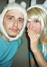Cosplay-Cover: Fionna (Adventure Time)