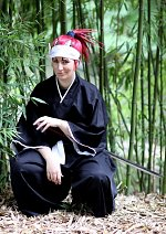 Cosplay-Cover: Abarai Renji