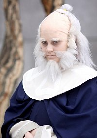 Cosplay-Cover: Iroh [Order of the White Lotus]
