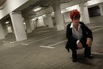 Cosplay-Cover: Reno