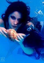 Cosplay-Cover: Vanessa [Arielle, die kleine Meerjungfrau]