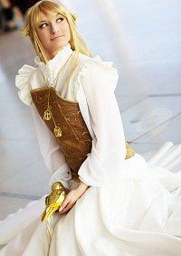 Cosplay-Cover: Prinzessin vom Goldenen Schloss