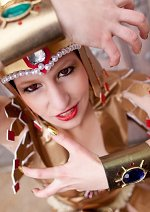 Cosplay-Cover: Sailor Galaxia