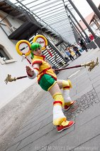 Cosplay-Cover: Dragon Kid