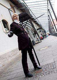 Cosplay-Cover: Elliot Nightray - Night in Gale