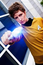 Cosplay-Cover: James T.Kirk