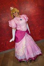 Cosplay-Cover: Prinzessin Peach ~Smash Bros. Brawl~