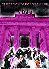 Cosplay-Cover: Allmächtiger Herrscher (Er selbst)