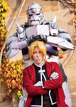 Cosplay-Cover: Alphonse Elric - Philosophers Stone