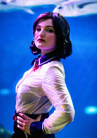 Cosplay-Cover: Elizabeth Comstock - Burial at Sea
