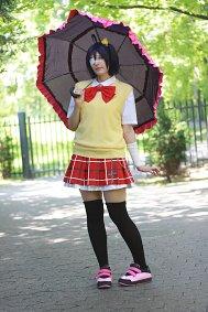 Cosplay-Cover: Rikka Takanashi 『Summer Uniform』