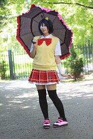 Cosplay-Cover: Rikka Takanashi 『Summer Uniform』