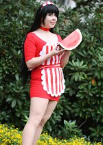 Cosplay-Cover: Rei Hino (Fruit Maid)