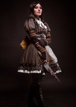 Cosplay-Cover: Alice Liddell 『Steamdress』