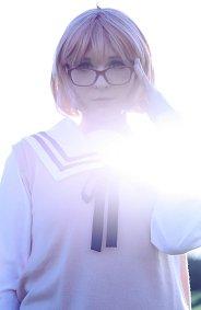 Cosplay-Cover: Mirai Kuriyama 『Spring/Autumn School Uniform』