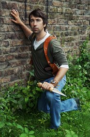 Cosplay-Cover: Nathan Drake (Uncharted 2)