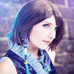 Cosplay: Yuna 『Songstress | FFX-II』