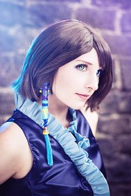 Cosplay-Cover: Yuna 『Songstress | FFX-II』