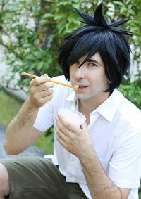 Cosplay-Cover: Gray Fullbuster (Casual Summer Outfit)