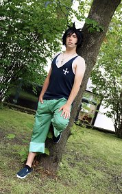 Cosplay-Cover: Gray Fullbuster (Dragon Cry)