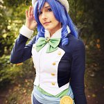 Cosplay: Juvia Loxar 『Timeskip Outfit』