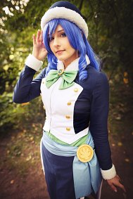 Cosplay-Cover: Juvia Loxar 『Timeskip Outfit』