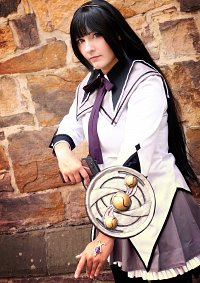 Cosplay-Cover: Homura Akemi 『Puella Magi』