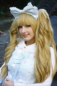 Cosplay-Cover: Angelic Pretty * Jewelry Jelly Creme