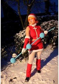 Cosplay-Cover: Nami ₪ Christmas Version