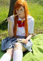 Cosplay-Cover: Orihime Inoue 『Sommeruniform』