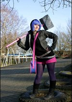 Cosplay-Cover: Ramona Flowers 『Vol. 5 Cover』