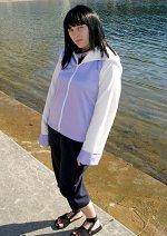Cosplay-Cover: Hinata Hyuuga 『Shippuuden』