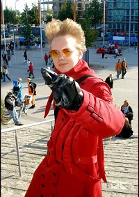 Cosplay-Cover: Vash the Stamped