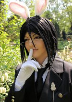 Cosplay-Cover: Sebastian Michaelis (Wonderland)