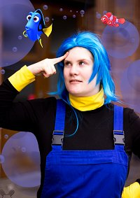 Cosplay-Cover: Dory (Finding Nemo) - Human-Version