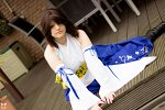 Cosplay-Cover: Yuna Summoner-dress