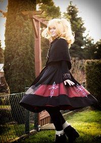Cosplay-Cover: Yujiro Shihoudani -Prinzessin-Lolita Eigenkreation