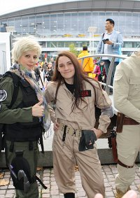 Cosplay-Cover: Ghostbuster