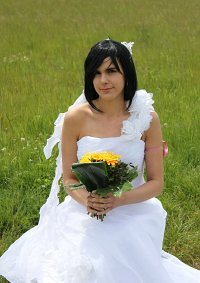 Cosplay-Cover: Tifa Strife (Hochzeitskleid)